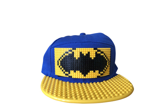 Brick Batman cap