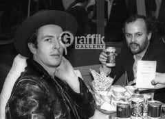 Joe Strummer & John Peel