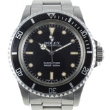 ROLEX SUBMARINER STAINLESS STEEL 5513 VINTAGE WATCH