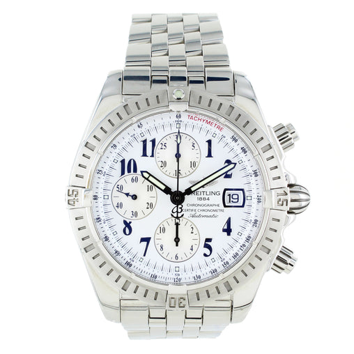 BREITLING CHRONOGRAPH A13356 WATCH
