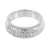 GENTS 10KT DIAMOND WEDDING BAND