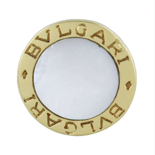 18KT GOLD LADIES COCKTAIL BVLGARI RING