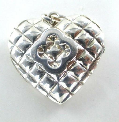 HEIDI KLUM LOCKET HEART STERLING SILVER 925 THAILAND PENDANT LOVE (16089138)