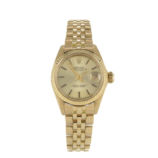 ROLEX LADIES DATEJUST 6916 WATCH