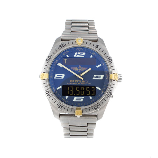 BREITLING AEROSPACE F65362 WATCH