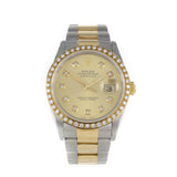 ROLEX DATEJUST 16263.K738123 WATCH