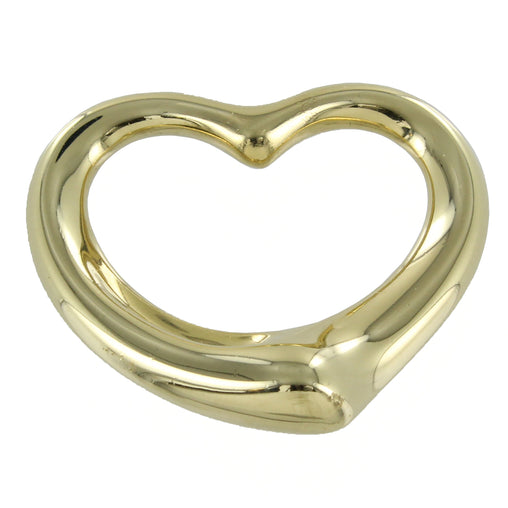 TIFFANY & CO. ELSA PERETTI 18K GOLD HEART PENDANT