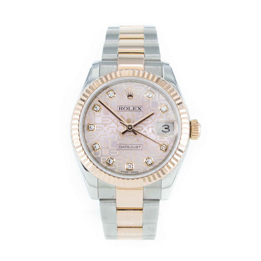 ROLEX LADIES DATEJUST 178271 WATCH