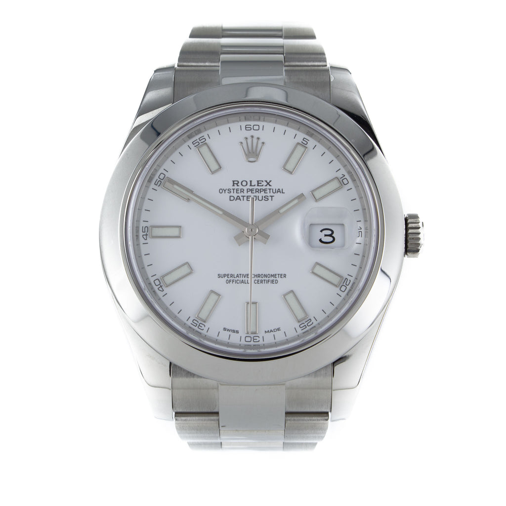 ROLEX DATEJUST 116300.K5046611 WATCH