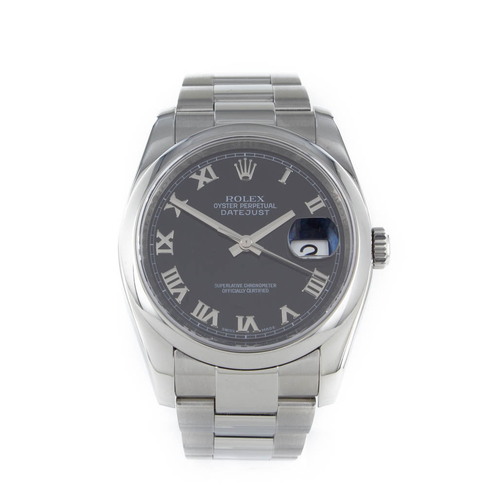 ROLEX DATEJUST M012851.116200 WATCH