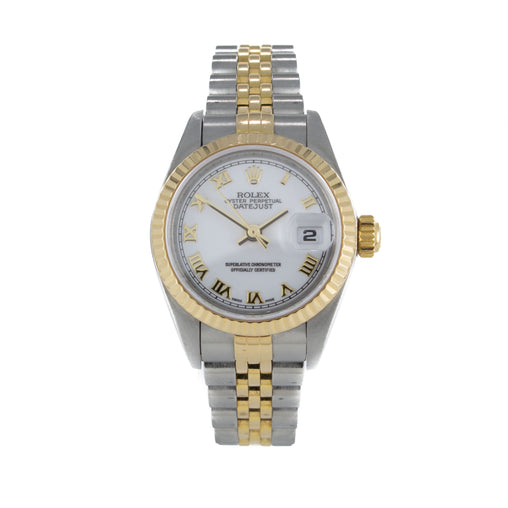 ROLEX LADIES DATEJUST 79173 WATCH