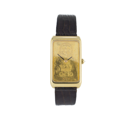 CORUM 10 GRAMS INGOT UNION BANK WATCH