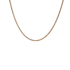 LINK CHAIN 10K ROSE GOLD 20
