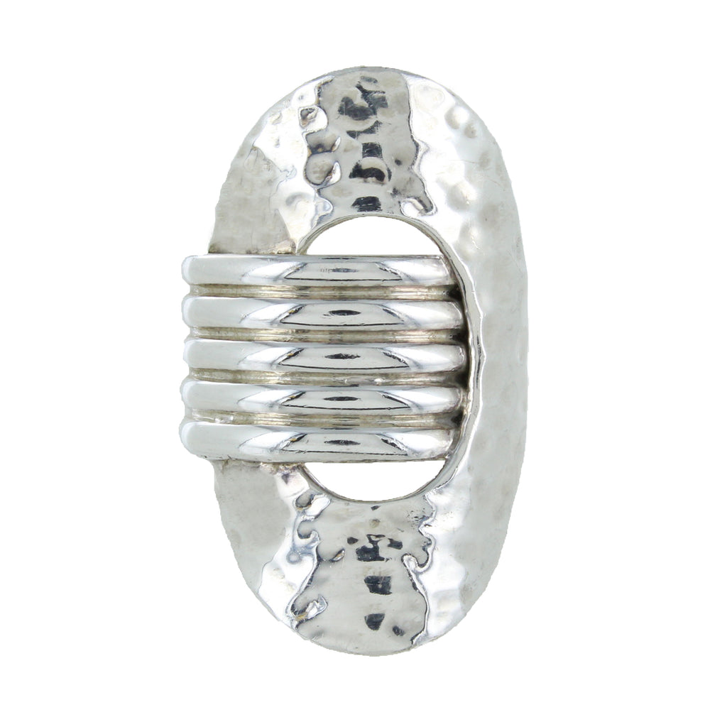 STERLING SILVER DESIGN RING