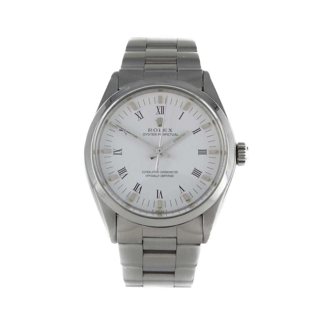 ROLEX OYSTER PERPETUAL 1002 WATCH