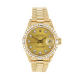 ROLEX LADIES DATEJUST 6618515/6917 WATCH