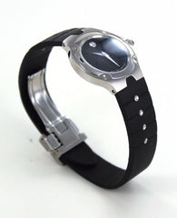 LADIES MOVADO SPORTS EDITION STAINLESS STEEL WATER RESISTANT WRIST WATCH