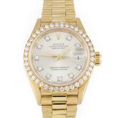 ROLEX LADIES DATEJUST 69138 WATCH