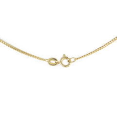 LINK CHAIN 18K YELLOW GOLD 23