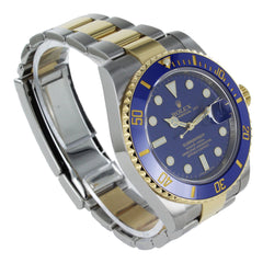 ROLEX OYSTER PERPETUAL SUBMARINER DATE STAINLESS STEEL & GOLD 116613