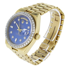 ROLEX DAY DATE OYSTERQUARTZ 18KT
