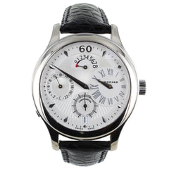 CHOPARD L.U.C. REGULATOR 18K WHITE GOLD MEN WATCH