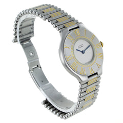 MUST DE CARTIER 31MM BULLET WATCH