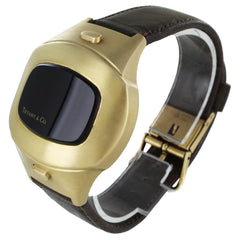 TIFFANY & CO PULSAR DIGITAL VINTAGE WATCH