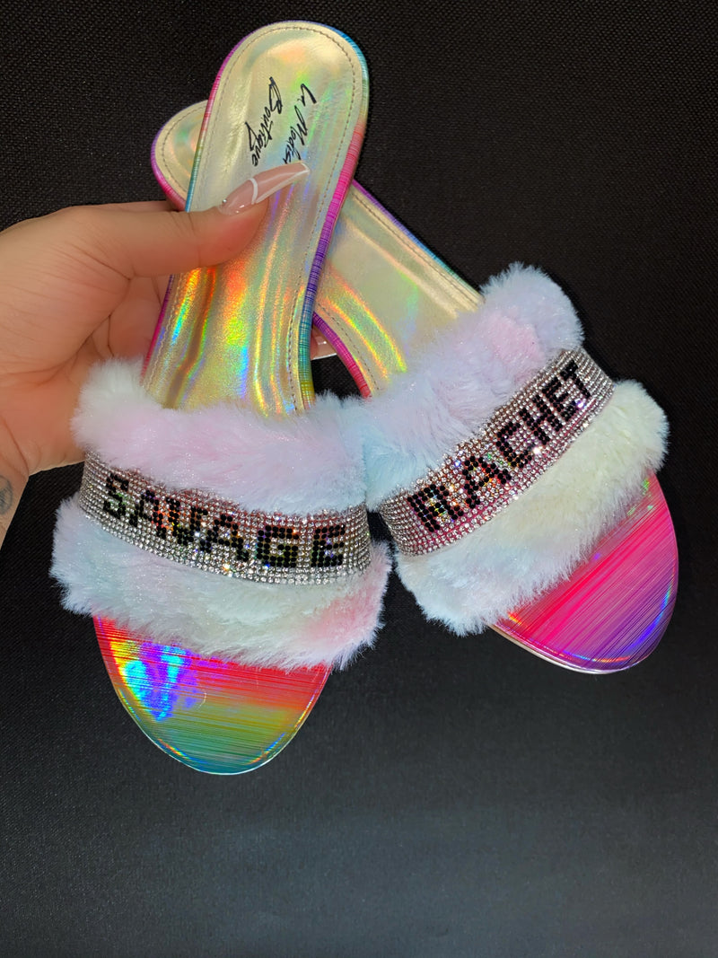 SAVAGE RATCHET  Sandals