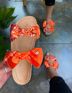Sloane Sandals - Orange