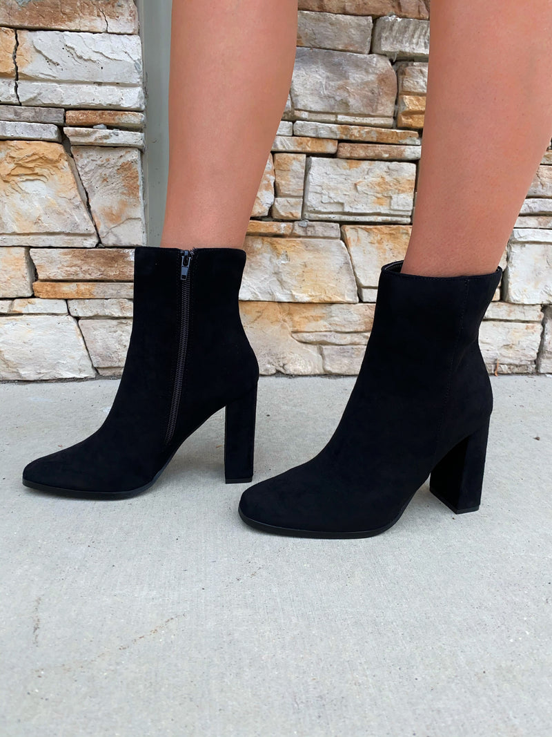 Dakota Booties - Black