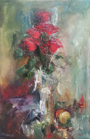 'Rose Bouquet' - Green Gallery