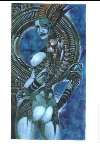Alien Woman II