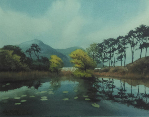 Along The Ring of Kerry by Peter Knuttel - Green Gallery