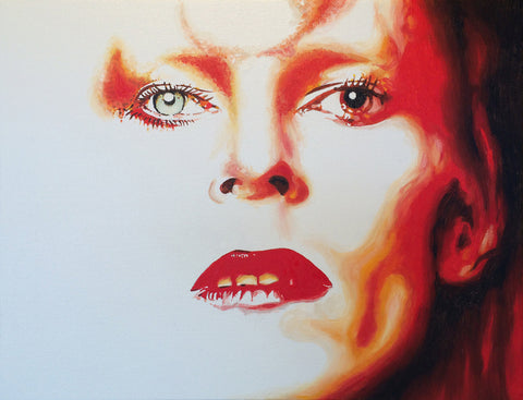 'Ziggy' by Ben Linehan - Green Gallery