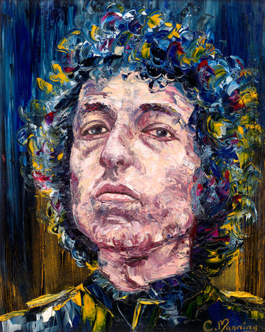 Bob Dylan. Tangled Up In Blue