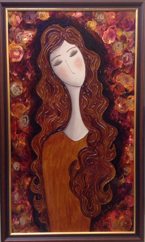 Calmed Dolly by Giuliana Gardelliano - Green Gallery