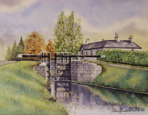 'The 5th Lock' - Green Gallery