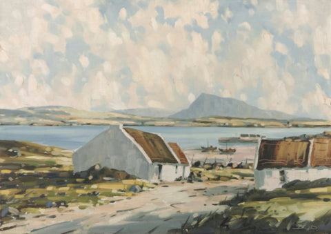 Connemara Cottages - Green Gallery