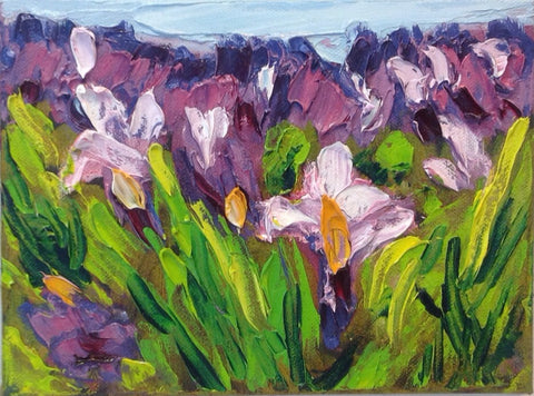 Crocuses - Green Gallery