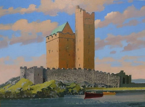 Sandy Towers Cork by John F. Skelton