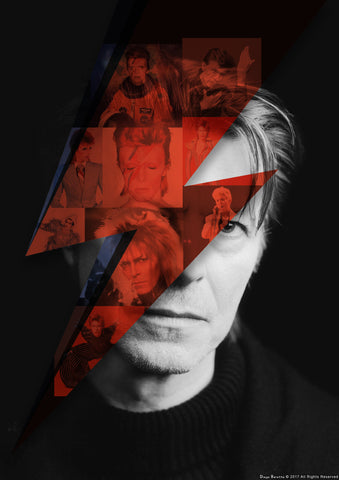 'Bowie Changes' by Diego Beretta - Green Gallery