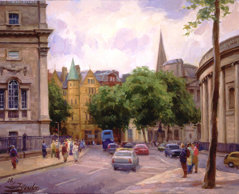 College Green, Dublin - Green Gallery