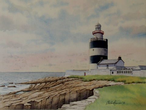 Hook Lighthouse - Green Gallery
