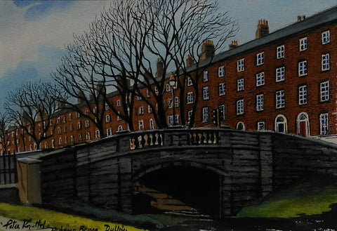Huband Bridge, Dublin - Green Gallery