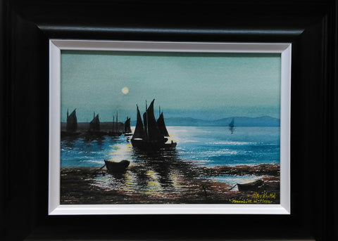 Moonlight In Mayo II - Green Gallery