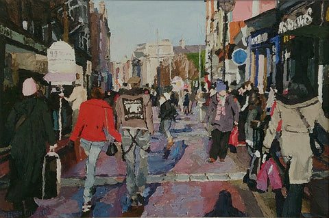 Grafton St, - Green Gallery