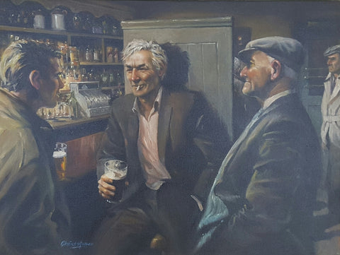 'Friday Night At Lanagans' - Green Gallery