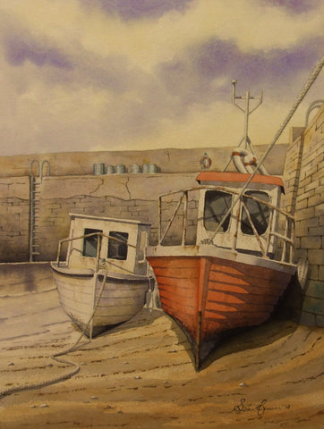 'Low Tide' by Sean Curran - Green Gallery