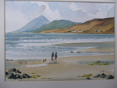 View Of Croagh Patrick - Green Gallery